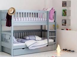 lit superposé chambre lit superpose pour bebe jumeaux visuel 5