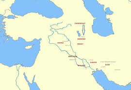 Ancient Mesopotamia Map Podcast Iranologie Com History And Culture Of Iran By Khodadad