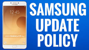 android security policy updates samsung update policy android updates security patch updates