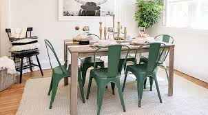 home tour jenni radosevich u0027s rustic chic dining room u2014 ideas from