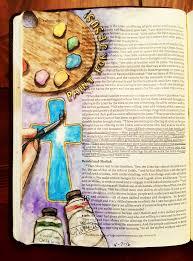 The Original Challenge Exodus 35 25 29 Original Bible Journaling Challenge 23 Http