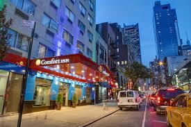 Comfort Inn Midtown West New York City Comfort Inn Times Square West New York Ny 343 West 44th 10036