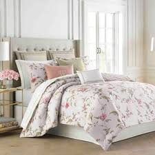 Plum Bed Set Wedgwood Sweet Plum Comforter Set From Boscov S