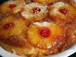 pineapple upside down cake skillet