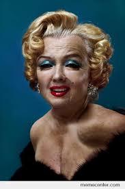 Marilyn Monroe Meme - old marilyn monroe by ben meme center