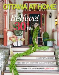 ottawa at home holiday 2016 by ottawa at home issuu