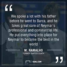 What Are Some Good Career Objectives Who Is Neymar S Father Neymar Santos Sr The Mastermind Of 222m