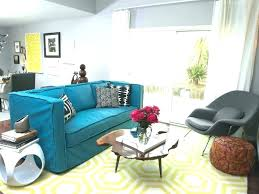 gray and teal bedroom transitional bedroom idea in with gray walls