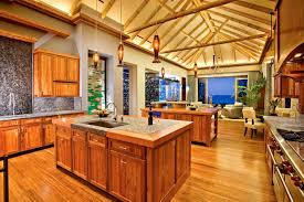 Kitchen Cabinets In Florida Exotic Mansion In Florida With Soothing Water Theme Idesignarch