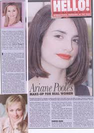 most recent photo of fiona fullertonpictures of penelope cruz with short hair 52 best make up by ariane poole images on pinterest magazine