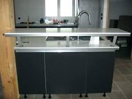 meuble bar cuisine meuble de cuisine bar cethosia me