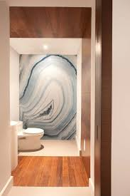 Wood Floor In Powder Room - miami interior design firm most recent feature on houzz com
