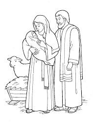 jesus earth nativity