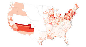 Usa Map 1860 by Historical Religion Data In The Nhgis And What You Can Do With It