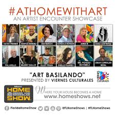 art basilando u201d u2013 athomewithart showcase 2017 at the miami home