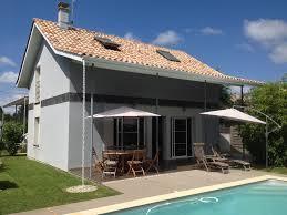 chambre d hote bassin d arcachon avec piscine maison neuve typique arcachonnaise avec piscine et à 600 m du bassin