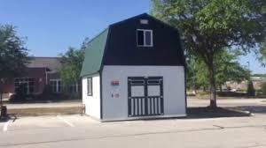 Two Story Workshop Livable Two Story Shed By Tuff Shed Youtube