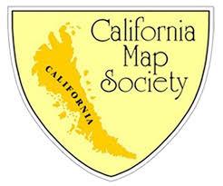 california map society san francisco map fair