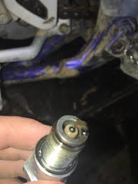 yz125 spark plug colour help yamaha 2 stroke thumpertalk