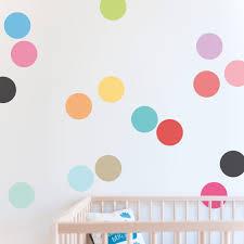 ferm living wall stickers dots mini vinyl copper 54 pieces wall decal wall stickers polka dots polka dot wall decals wall stickers dots