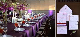 eggplant colored table linens fall wedding inspiration purple linentablecloth
