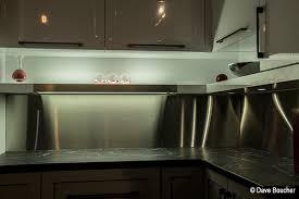 comptoir de cuisine sur mesure pourquoi l acier inoxydable dans une cuisine sur mesure