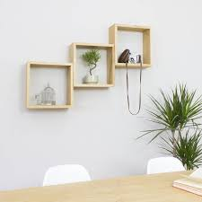 Wall Shelves Design Cube Wall by 15 Collection Of Oak Wall Shelves