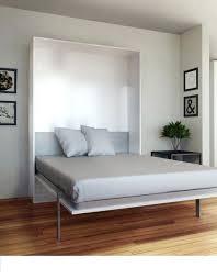 Murphy Bed Frame Kit Murphy Bed Frame Hover Modern Bed Opened Murphy Bed Frame