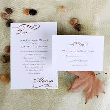Personal Wedding Invitation Cards Wordings Chic United In Love Monogram Affordable Online Wedding Invitations