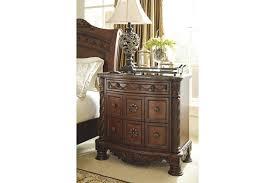 north shore nightstand ashley furniture homestore
