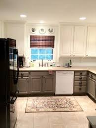 twotoned kitchen cabinets captivating two tone kitchen cabinets