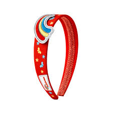 rainbow hairband rainbow gifts and fun badges girlguiding