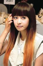 popular hair colour for korean this new hair trend kpop idols are obsessed with is so easy to