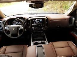 2008 Silverado Interior Chevy U0027s 2014 Silverado High Country Has Comfort And Capability
