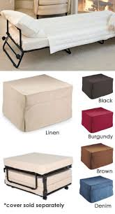 Hide A Bed Ottoman Fold Out Ottoman Bed Hide A Guest Bed In Plain Sight Ottoman By
