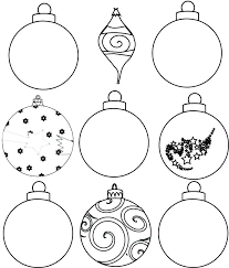 ornaments coloring page ornaments coloring page best ornaments