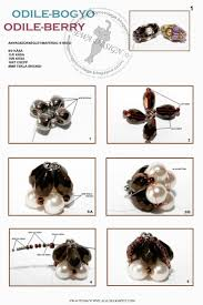 167 best 3d gyöngy images on pinterest tutorials beads and bracelet