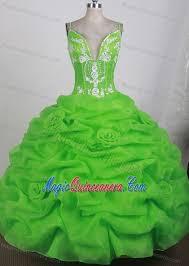 neon green sweet 16 dress other dresses dressesss