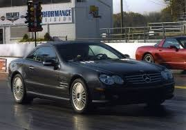 2003 mercedes benz sl55 amg 2 dr supercharged convertible picture