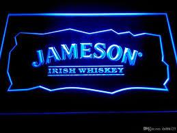 whiskey bar club pub neon light sign le159b neon lights
