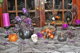 images of black and purple halloween decorations halloween