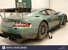 aston martin racing green aston martin dbr9 gt1 at the aston martin racing prodrive factory