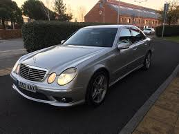 used 2004 mercedes benz amg e55 amg for sale in swansea pistonheads