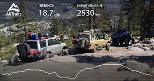 jeep rubicon trail rubicon 4x4 trail california maps 32 photos 15 reviews