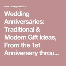 traditional wedding gifts the 25 best wedding anniversary traditions ideas on