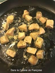 feu vif cuisine velouté de butternut accompagné de foie gras poêlé dans la