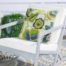 Soleil Patio Furniture Plastic Outdoor Pillows Outdoor Cushions The Home Depot