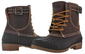 womens boots kamik kamik s waterproof duck boots leather