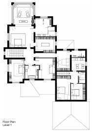 Lake House Floor Plans A Contemporary Lake House That Is Fresh And Functional In Ukraine