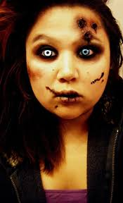 cat halloween face paint ideas face makeup ideas